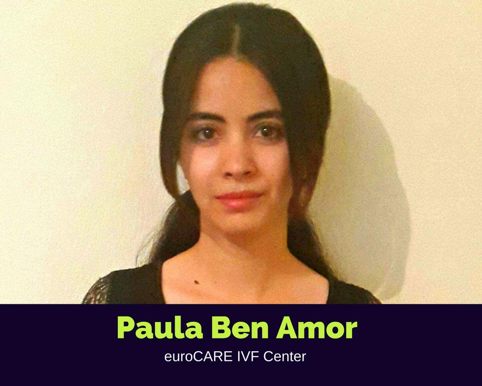 PAULA BEN AMOR, Arabic/French Patient Coordinator