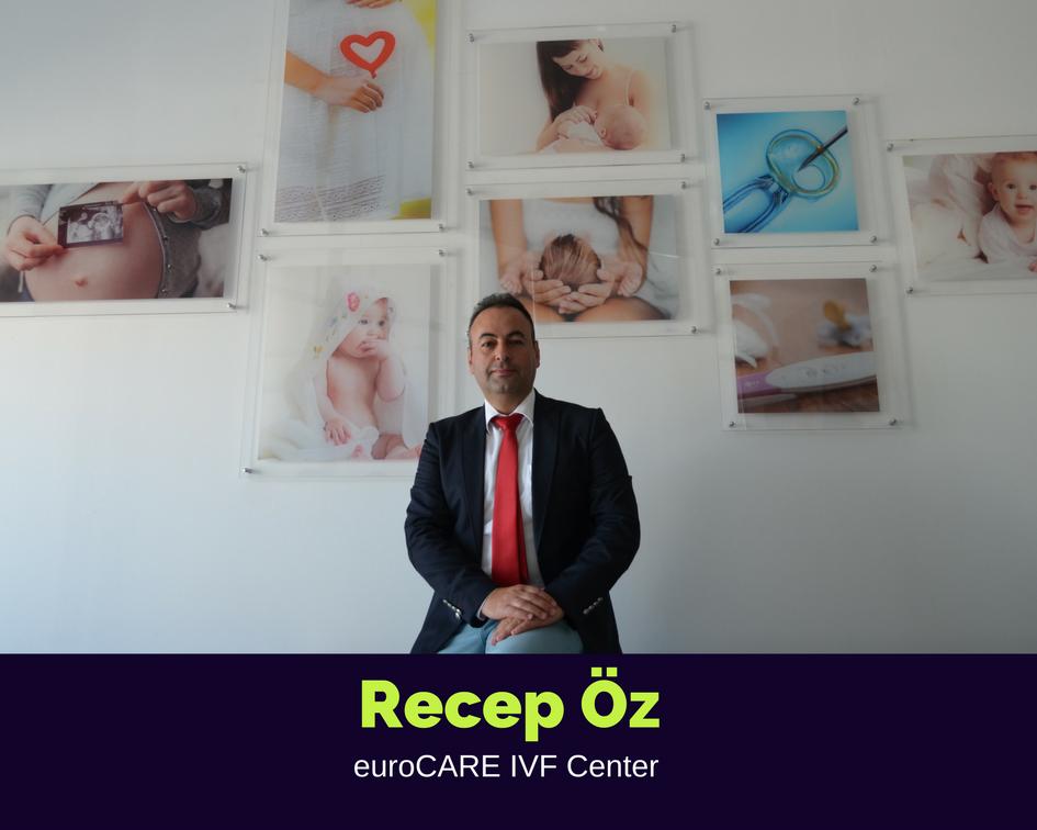 RECEP ÖZ, Clinical Director/Manager