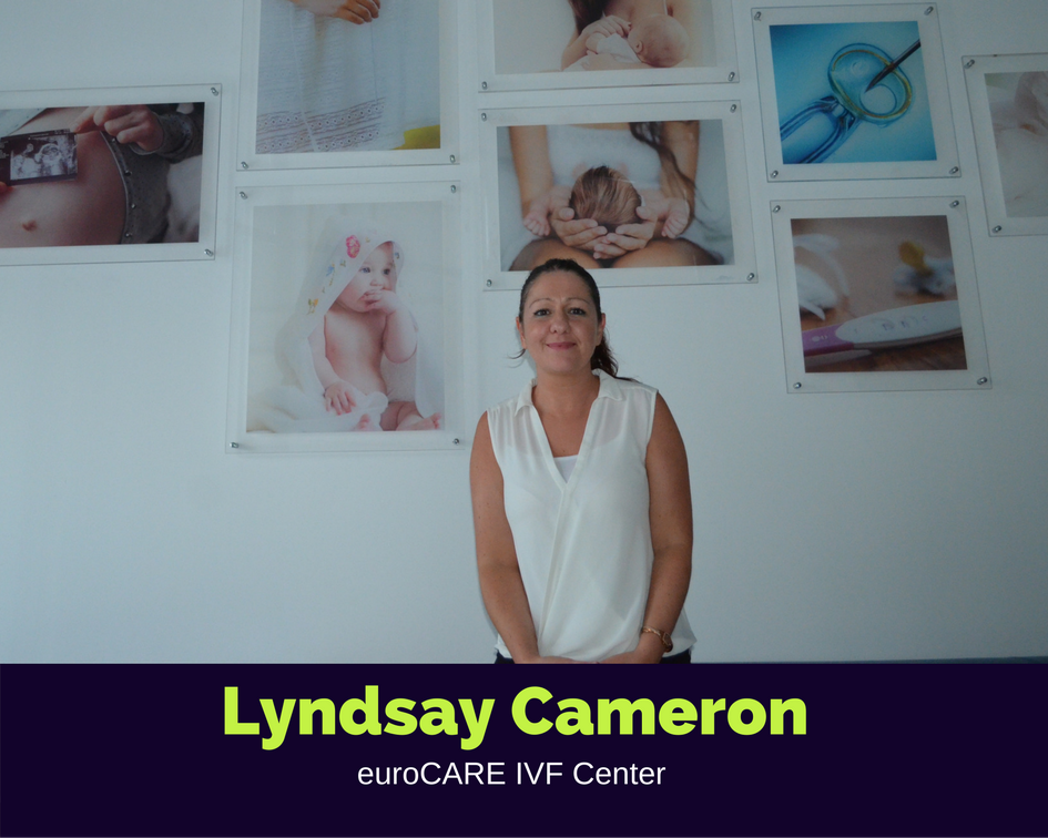 LYNDSAY CAMERON, International Patient Coordinator
