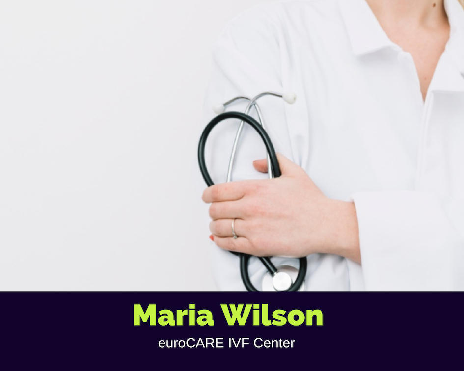 MARIA WILSON, Patient Coordinator