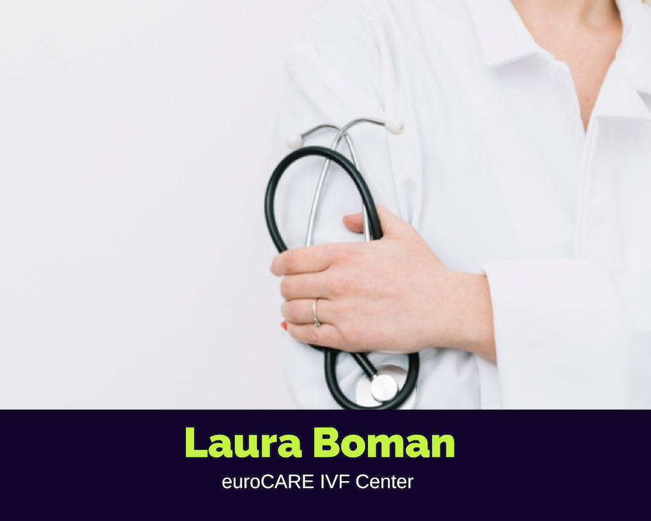 LAURA BOMAN, Arabic/French Patient Coordinator