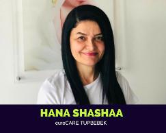 HANA SHASHAA, Arabic Patient Coordinator