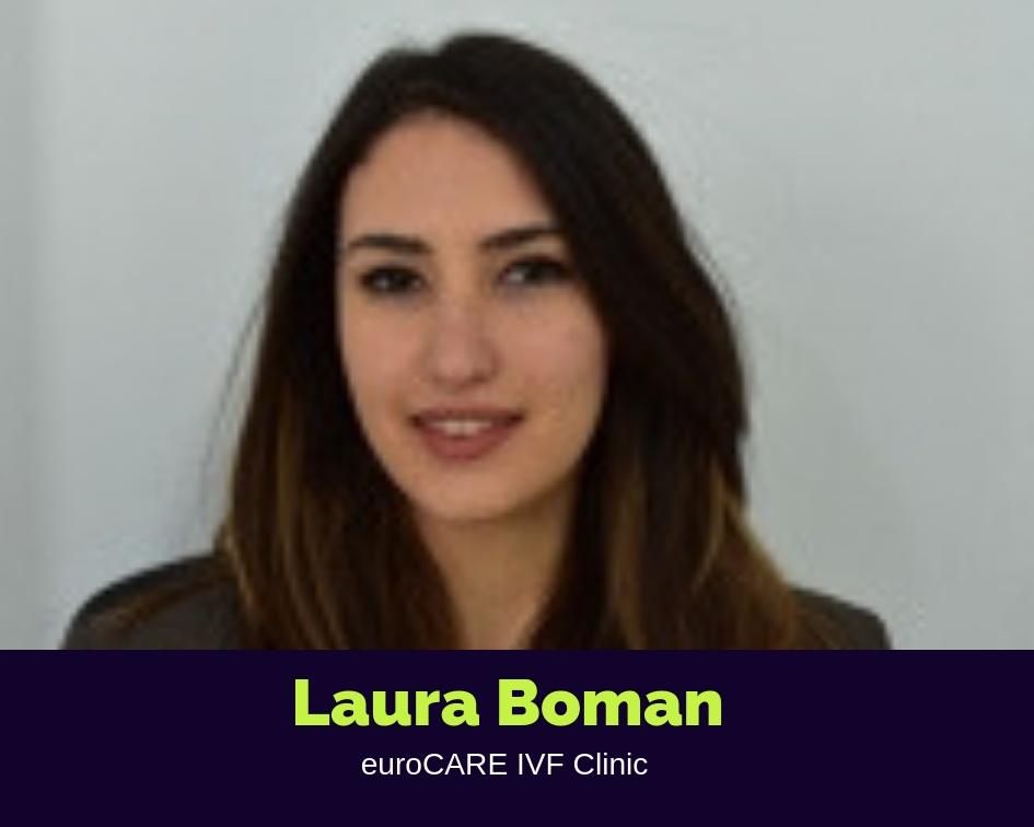 LAURA BOMAN, Arabic/French Patient Coordinator