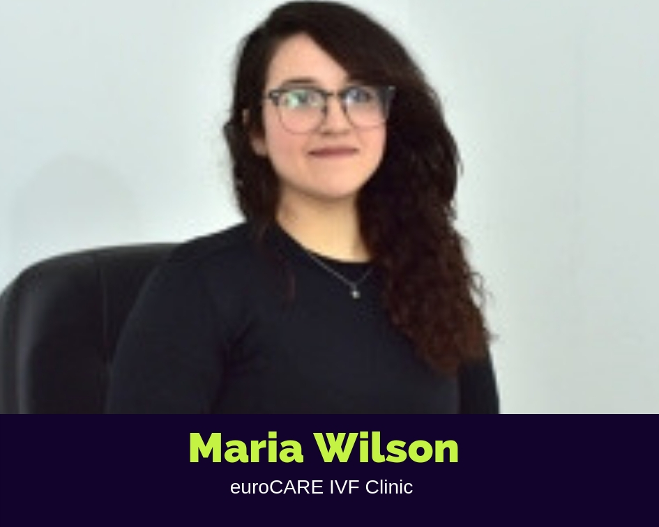 MARIA WILSON, Arabic/French Patient Coordinator